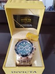 Relógio Invicta Pró Diver - Modelo 0075 Novo