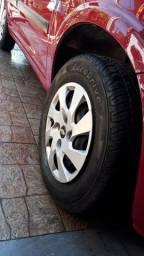 Vendo celta básico , 4 pneus novos, 4 porta, trava, alarme , IPVA pago 2020