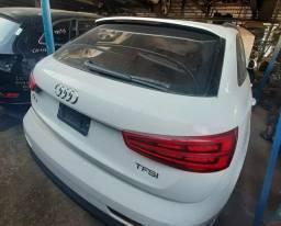 Sucata Audi Q3 2.0 - retirada de peças