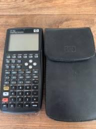 Calculadora científica HP 50g com case - Funcionando perfeitamente