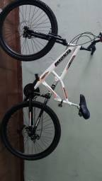 Bicicleta Aro 26 Snow Full Suspension