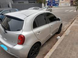 Nissan march 1.6 sv 2017 2 dono