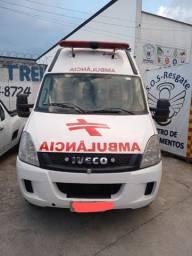 Ambulância Iveco 2012 ou Motor HOME