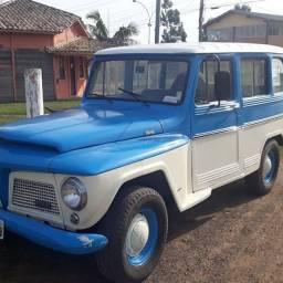 Rural Luxo Willys