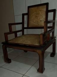 Cadeira estilo art decó
