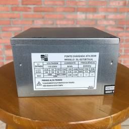 Fonte ATX 250W - Soly Tech