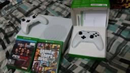 Troco Xbox one S por Ps4