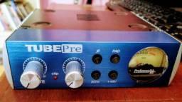 Pré amplificador valvulado PreSonus