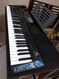 Teclado arranjador workstation Casio WK 7500