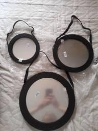 Kit espelho Adnet