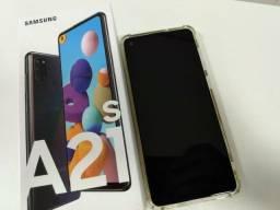 Vendo / Samsung  A21S modelo 2020 64gb