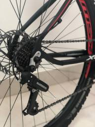 Bike aro 29 KSW - 3 meses de uso