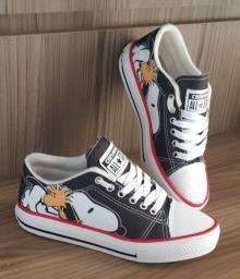 ALL Star converse Snoopy (PROMOÇÃO)