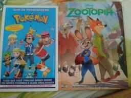 Livros juvenis e infanto juvenis