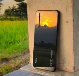 Xiaomi Redmi Note 8 64Gb 4Gb Ram Space Black Novo Lacrado