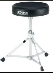 Banco de bateria Tama (novo na caixa)