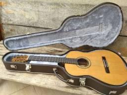 Violão Luthier Barbosa Junior Cedro