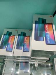 Smartphone versão global xiaomi note 9 64gb lacrado