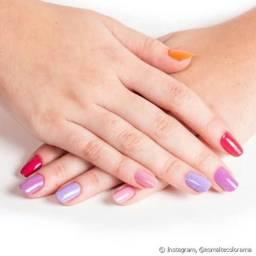 Manicure e Escovista