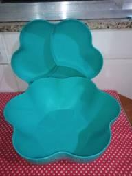 Tigela verde claro 5, 6 litros Tupperware