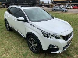Peugeot 3008 Griffe Thp 1.6 Turbo Ano 2018