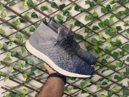Tênis adidas ultraboost Atr mid grey indigo