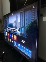 SMART TV AOC 43 LED