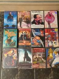 COLEÇÃO DE DVDS ORIGINAIS (parte 1/4)