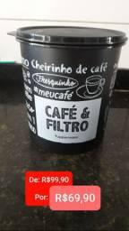 Tupper CX Café & filtro PB