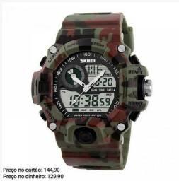 Relógio masculino original Skmei Importado premium