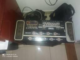 Pedaleira Zoom G9 2tt