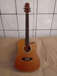 Vendo violão crafter