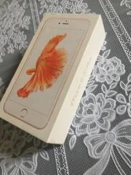 Caixa de iPhone 6s Plus completa