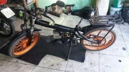 Bicicleta motorizada 3Hp