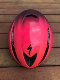 Capacete Evade II S-works Pink