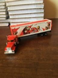 Caminhão Coca-Cola Natal Colecionável (90 anos)