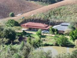 CASA 17x12 & GALPÃO 10x11 sítio com estrutura completa - Anitápolis 11 hectares