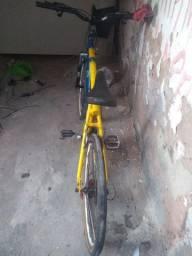 Bicicleta aro 26 quadro Monaco valor 600