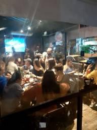 Restaurante/Bar em área privilegiada próximo ao Polo Gastronômico Jardim Icaraí