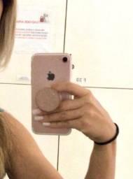 IPHONE 7 ROSE PERFEITO! BRINDE LUMEE!
