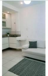 Quarto/sala impecável em Ipanema