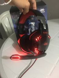 Headset gamer knup