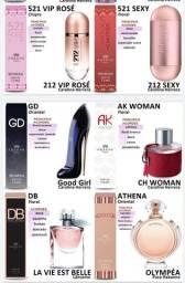 Amakah Paris - Perfumes Importados