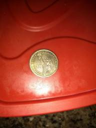 Vende moeda antiga