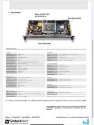 Transmissor Sinteck Next - EX150NV-1 0-150W