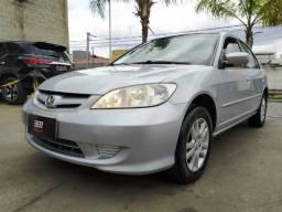 Honda - Civic LXL Aut. - 2004