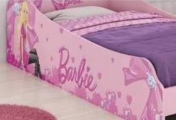 Cama infantil da Barbie