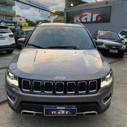 Jeep Compass Limited - Diesel 4X4 - 2019/2020 (Com teto)