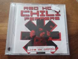 CD Red Hot Chili Peppers Live in Japan