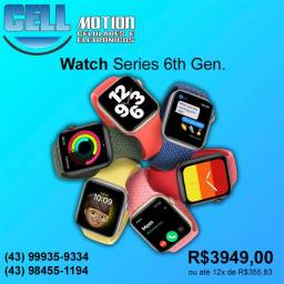Apple Watch Serie 6 44mm GPS